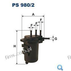 PS980/2 FILTR PALIWA CENA 79 PLN  Renault Megane, Scenic II 1.5dCi 3/02-->  8200026237  8200458337