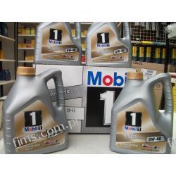 MOBIL 0W-40 NEW LIFE 4 L CENA 130 PLN