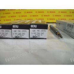 GE 116 BERU CENA 68 PLN świeca żarowa 5V (M10x1) DB W211 E320 CDI 11.02-12.08