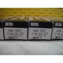 GN003 BERU CENA 35 PLN świeca żarowa 11,5V (M10x1) DB C/E/M/S/V-class,SPRINTER,VITO 200CDI-270CDI  0250202045  0100226379 Iskrowe