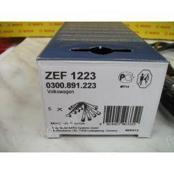 ZEF 1223 BERU CENA 180 PLN przewody zapłonowe AUDI A4 1.6 74kw 95-00 ; VW PASSAT 1.6 74kw 96-00