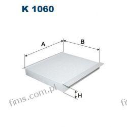 K1060 FILTRON CENA 35 PLN FILTR KABINOWY Nissan Almera II N16 PRIMERA P12 27891BM401KE 40F1009  ADN12501 CU2345 LA119