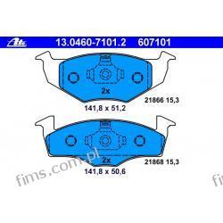 13.0460-7101.2 - ATE CENA 118 PLN - KLOCKI HAMULC. VW POLO,GOLF 96-