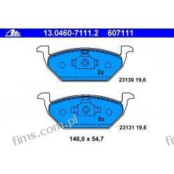 13.0460-7111.2 ATE CENA 116 PLN KLOCKI HAMULCOWE VW GOLF IV 97-
