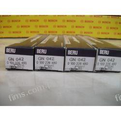 GN 042 BERU CENA 53 PLN świeca żarowa TOYOTA YARIS 1.4 D-4D 01-; MINI ONE 1.4D 03-  GN042  12237791101  198500W010