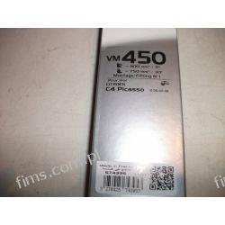 574395 Silencio XTRM VM450 x 2 wyc. płaskie Citroen C4 Picasso 6426PC  3397007313  3397007316