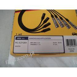 RC-EZ1201 NGK  przewody zapłonowe MAZDA MPV II 2.0 99-, PREMACY 1.8 99-