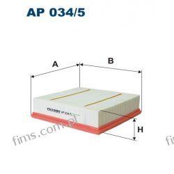 AP034/5 FILTRON CENA 43 PLN Filtr powietrza Mercedes klasa A W176  B W245 CITAN  6510940204  C22020  LX3471 Kompletne zestawy