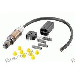 0258986505 Bosch cena 199 pln sonda lambda uniwersalna z kpl. montażowym [4-przewodowa]; moc grzałki 18W; dolny potencjał: wolny
