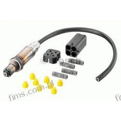 0258986507 Bosch CENA 210 PLN sonda lambda uniwersalna z kpl. montażowym [4-przewodowa]; moc grzałki 12W; dolny potencjał: