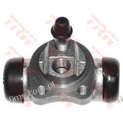 BWD119 TRW CENA 46 PLN CYLINDEREK HAMULC. OPEL ASTRA F 91- Cylinderek hamulcowy Klocki