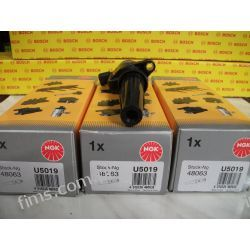 U5019 NGK CENA 95 PLN Cewka zapłonowa FORD FOCUS/C-MAX,GALAXY,MONDEO, S-MAX,TRANSIT; Mazda 3 1.8-2.3 10.03- Pozostałe