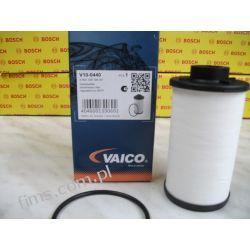 V10-0440 02E305051C 02E305051B VAICO CENA 48 PLN Filtr skrzyni DSG (6-bieg. zawiera o-ring N 910 845 01) AUDI/SKODA/SEAT/VW 02/03-