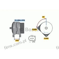 0124325149 BOSCH CENA 615 PLN ALTERNATOR VW  SEAT  038903018P  038903018PX