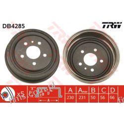 DB4285 TRW CENA 124 PLN BĘBEN HAMULC. OPEL VECTRA B -02 ZAFIRA A B  568060  430178200  17309
