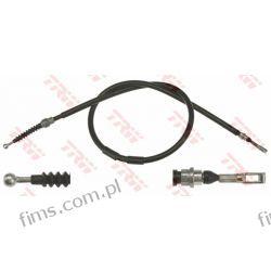 GCH479 TRW LINKA HAMULCA RĘCZNEGO VW SHARAN 95-10  ALHAMBRA  7M3609701   K17556   10.7622