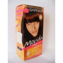 Krem koloryzujący Movida firmy Garnier paleta barw