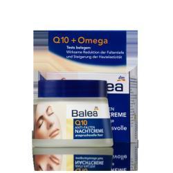 BALEA krem przeciwzmarszczkowy na noc Q10+Omega