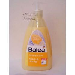 BALEA kremowe mydło w płynie mleko-miód