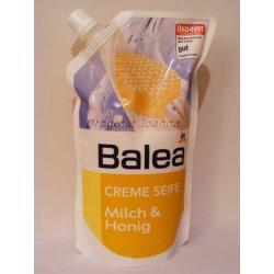 BALEA kremowe mydło w płynie mleko-miód- uzupełniacz