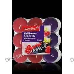 PROFISSIMO tealight zapachowy- jagody leśne 18 szt.