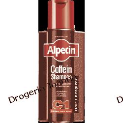 ALPECIN kofeinowy szampon stymuluje wzrost włosów