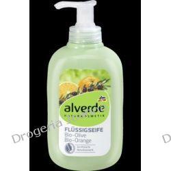 ALVERDE mydło w płynie oliwka/pomarańcza