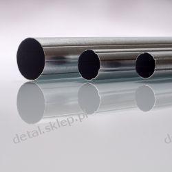 RURA 17mm STALOWA KAROBOWANA do mini, kasety