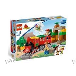 LEGO DUPLO TOY STORY 5659 - WIELKA POGOŃ ZA POCIĄGIEM