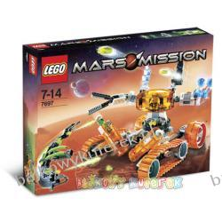 7697 -  LEGO MISSION MARS  -  51 CLAW-TANK AMBUSH