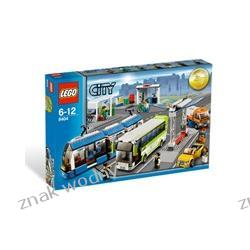 LEGO CITY 8404 TRANSPORT PUBLICZNY