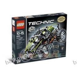 LEGO TECHNIC 8284 - WIELKI TRAKTOR