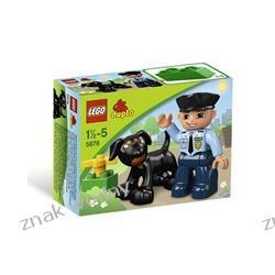 LEGO DUPLO 5678 - POLICJANT Karabiny