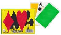KARTY DO GRY PLAYING CARDS (żółte) firmy PIATNIK 2221