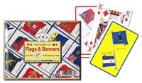 KARTY DO GRY FLAGS & BANERS firmy PIATNIK 2238