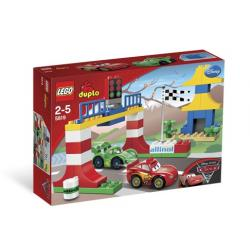 LEGO DUPLO CARS 5819 - WYŚCIGI W TOKIO