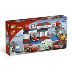 LEGO DUPLO CARS 5829 - PUNKT SERWISOWY