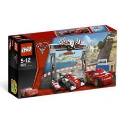 LEGO CARS - MIĘDZYNARODOWE WYŚCIGI 8423