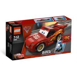 LEGO CARS - ZYGZAK LIGHTNING McQUEEN 8484