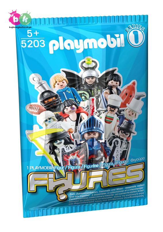 PLAYMOBIL 5203 FI?URES BOYS