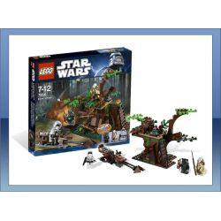 LEGO STAR WARS 7956 - EWOK ATTACK Karabiny