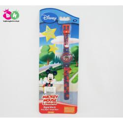 Zegarek elektroniczny MYSZKA MIKI na licencji DISNEY'a