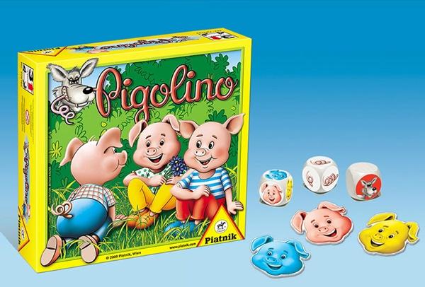 PIGOLINO PIATNIK 7201
