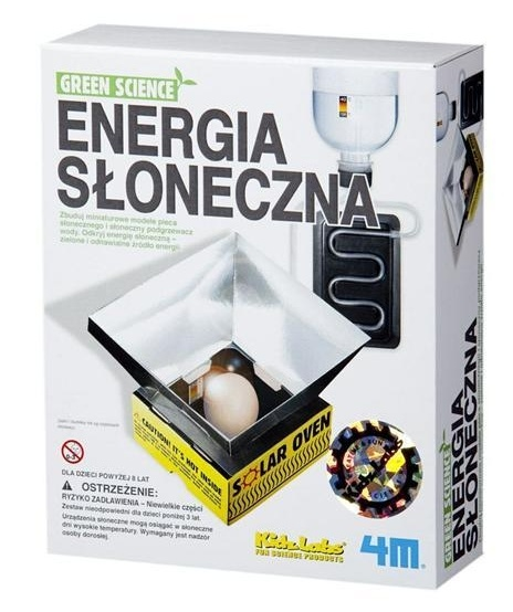 ENERGIA SŁONECZNA firmy 4M