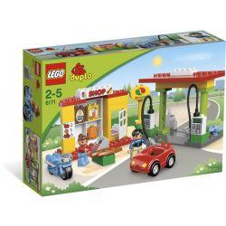 LEGO DUPLO 6171 - STACJA PALIW Karabiny