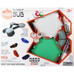 Zestaw uzupełniający do HEX BUG + 2 robaczki NANO Karabiny