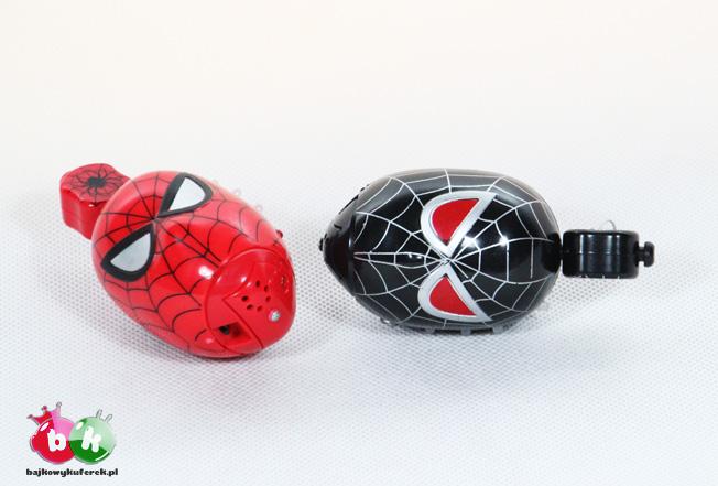 Bšczek SPIDER-MAN efektowne œwiatła i dĹşwięki
