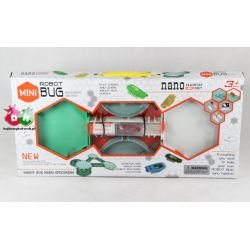 Zestaw NANO HABITAT z dwoma platformami + NANO robak Karabiny