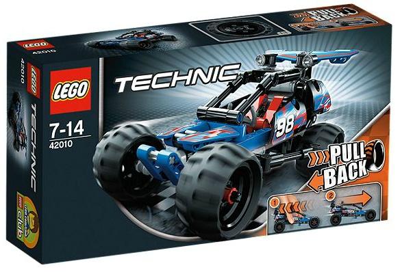 LEGO TECHNIC 42010 - SAMOCHÓD