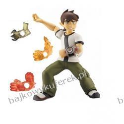 BEN 10 figurka BEN wersja 1 firmy BANDAI 27241